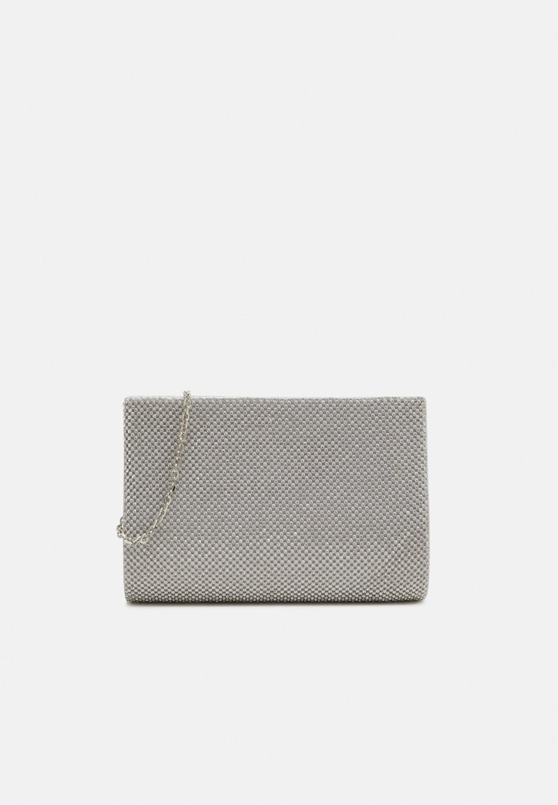 Mascara - Clutch - silver-coloured
