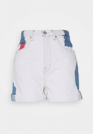 MOM SHORT  - Jeansshorts - cloudy light blue rigid