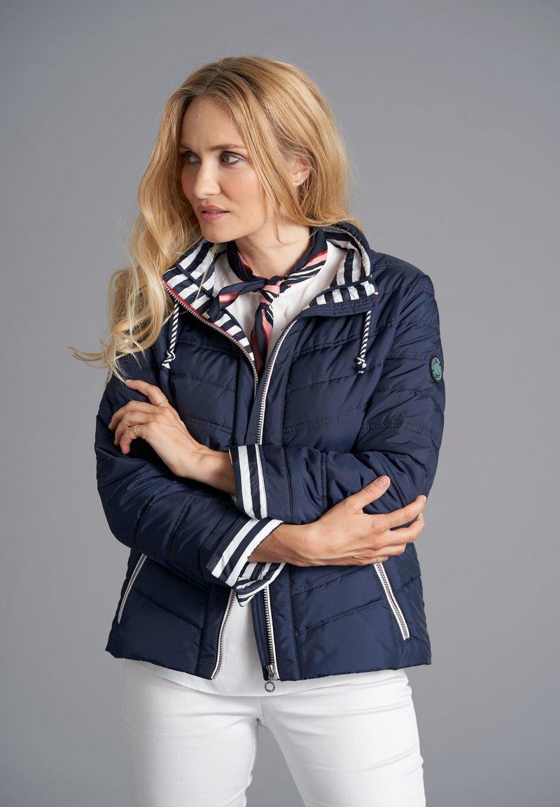 Junge - Light jacket - deep blue