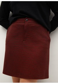 Violeta by Mango - SIENNA - Pencil skirt - rot - 0