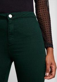 Dorothy Perkins - LYLA - Jeans Skinny - green - 4
