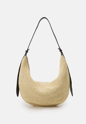 BAG - Käsilaukku - natural