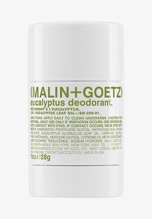 DEODORANT EUCALYPTUS DEODORANT TRAVEL - Deodorant - -