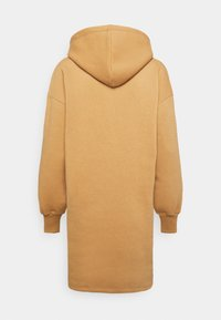 NU-IN - HOODIE MINI DRESS - Day dress - camel - 1