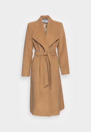 SLFROSE COAT - Classic coat - camel