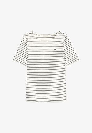T-shirt print - multi/off white