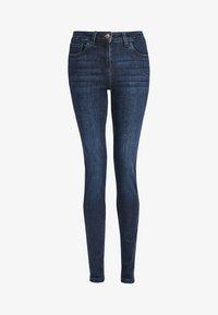 Next - PETITE - Skinny džíny - mottled blue - 3