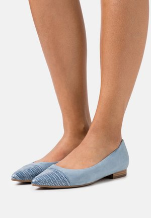 CARA - Ballerina's - jeans