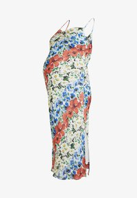 Topshop Maternity - GLITCH FLORAL DRESS - Maxi dress - multi-coloured - 4
