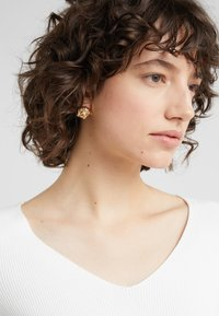 Versace - Earrings - gold-coloured - 1