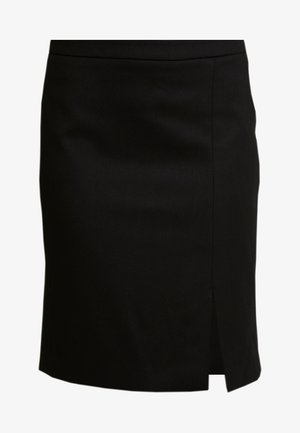 SKIRT MIDI - Blyantnederdel / pencil skirts - black