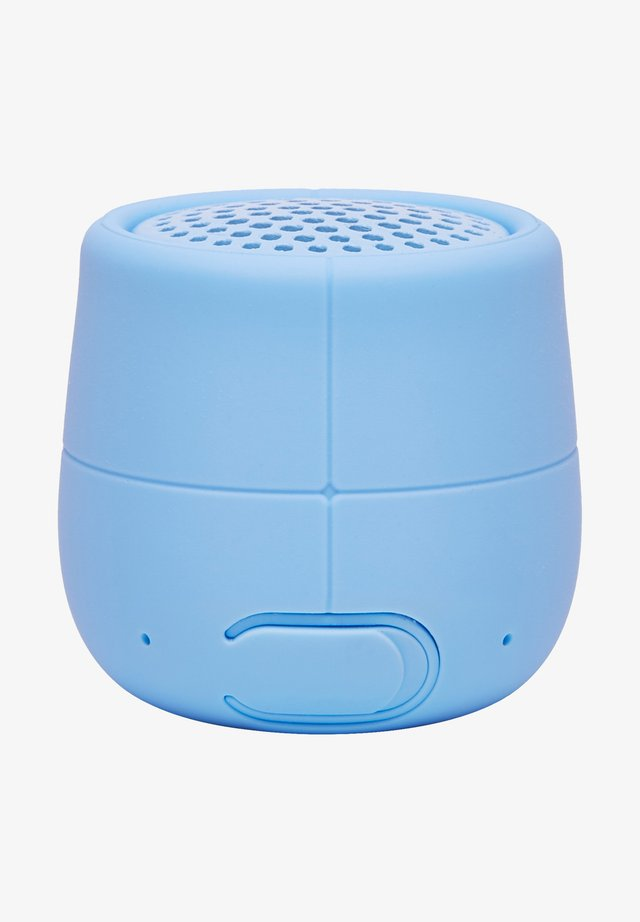 Speaker - hellblau