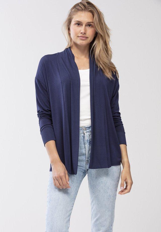 Vest - true blue