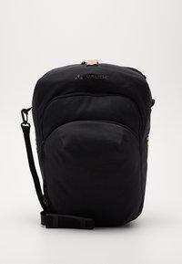Vaude - EBACK SINGLE - Across body bag - black - 0