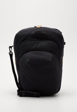 EBACK SINGLE - Across body bag - black