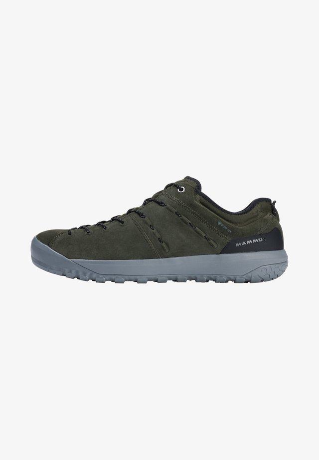 Hiking shoes - dark iguana