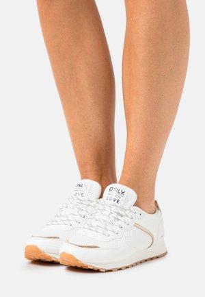 ONLSAHEL - Sneakers laag - white