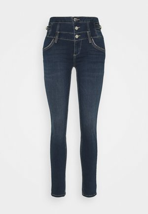 RAMPY - Jeans Skinny Fit - denim blue ribbon wash