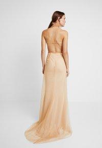 LEXI - JASMIN DRESS - Occasion wear - apricot/cream - 3