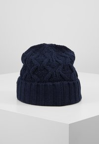 Michael Kors - CABLE CUFF HAT - Berretto - midnight - 2