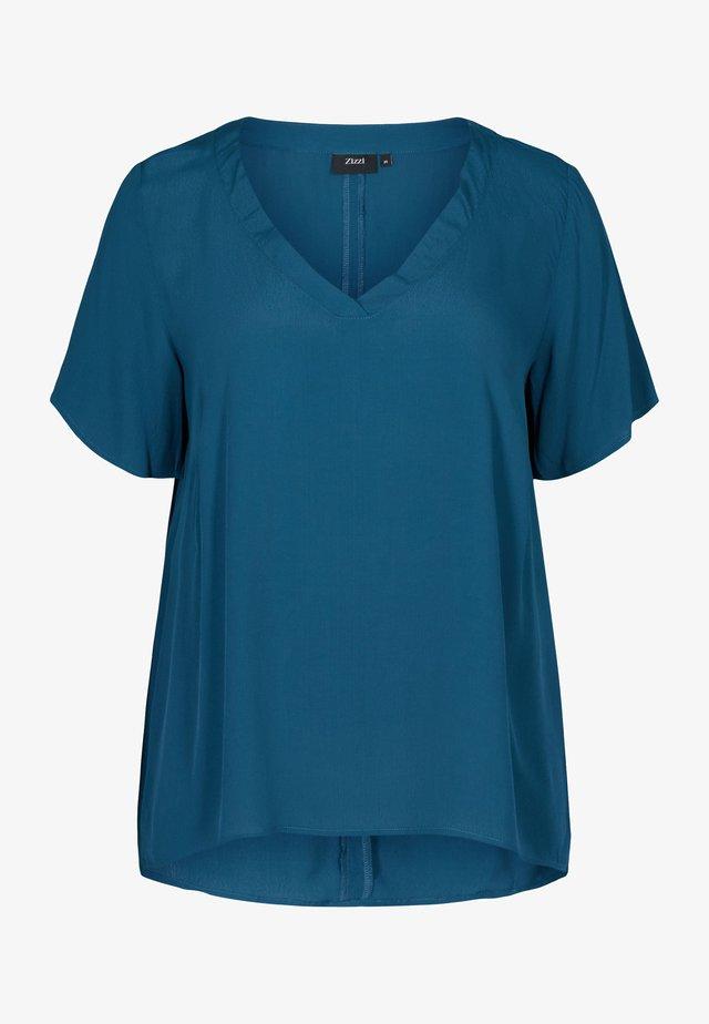 Camicetta - blue