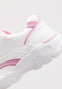 TOM TAILOR - Sneakers - white/rose - 2