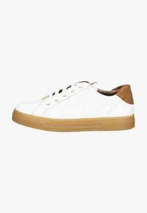 Sneakers laag - weiss/hazel