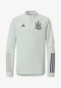 adidas Performance - SPAIN FEF AEROREADY TRACK - National team wear - dash green - 0
