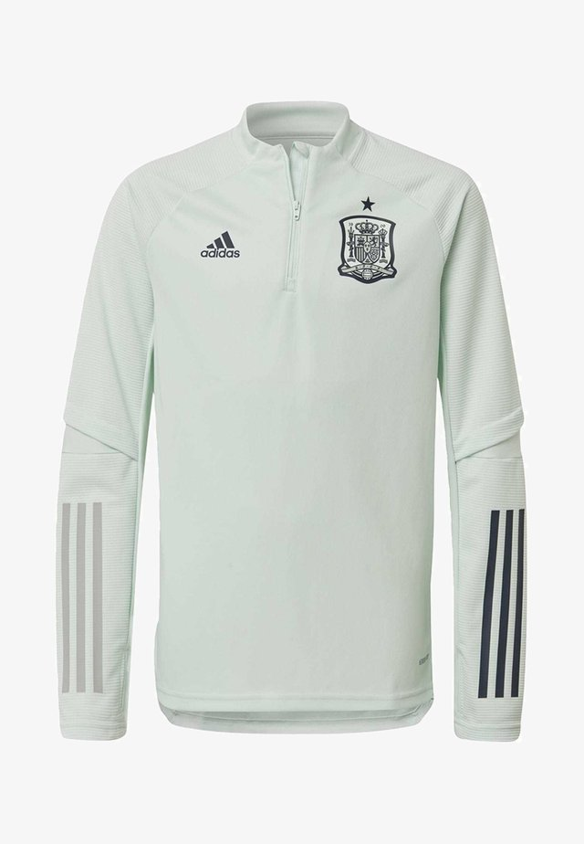 SPAIN FEF AEROREADY TRACK - National team wear - dash green