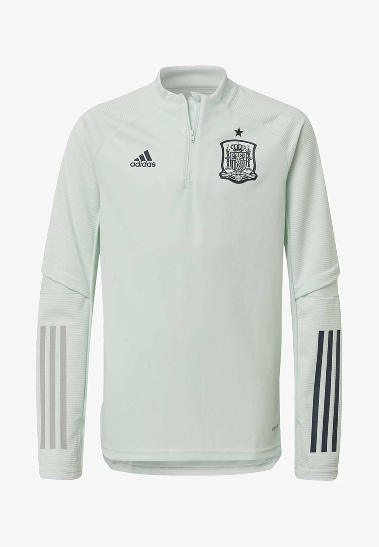 adidas Performance - SPAIN FEF AEROREADY TRACK - National team wear - dash green