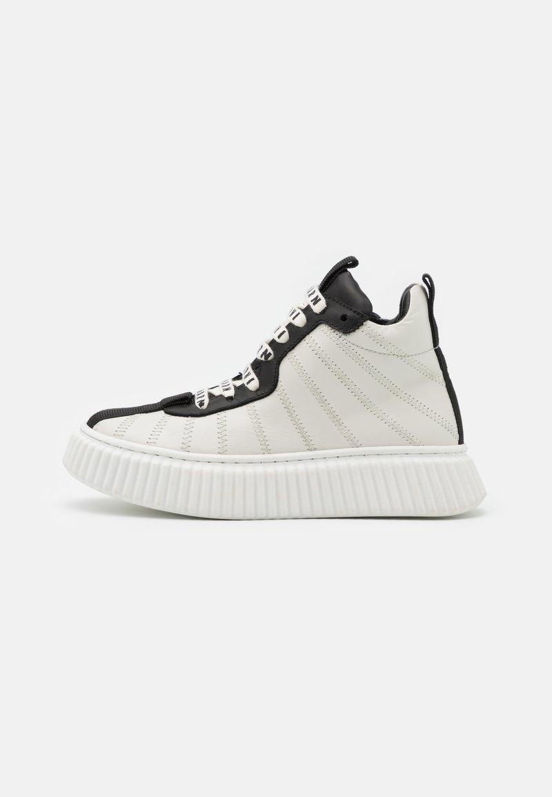 Marni - High-top trainers - white