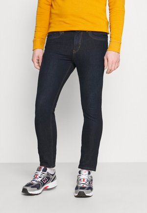 JOSH - Jeans slim fit - rinsed blue denim