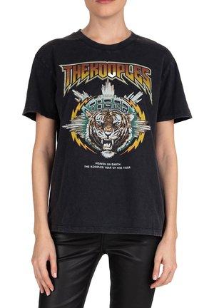 ROCK-STYLE  - T-shirt print - black