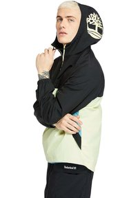 Timberland - Windbreaker - black/luminary green - 3