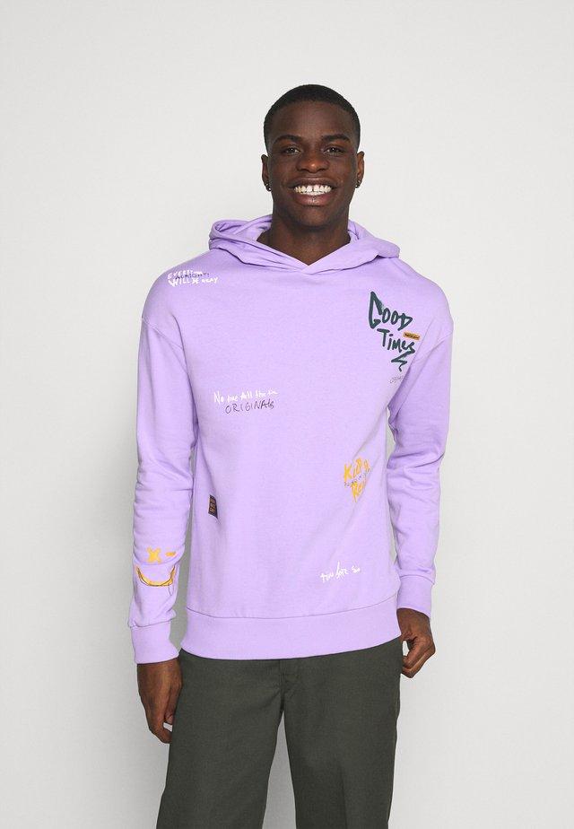 JORURBAN - Hoodie - lavender