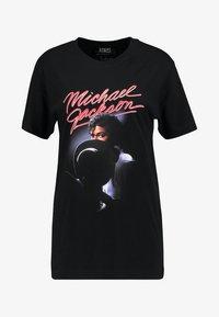Merchcode - Print T-shirt - black - 4