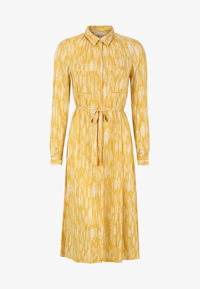 BLAZE - Shirt dress - yellow