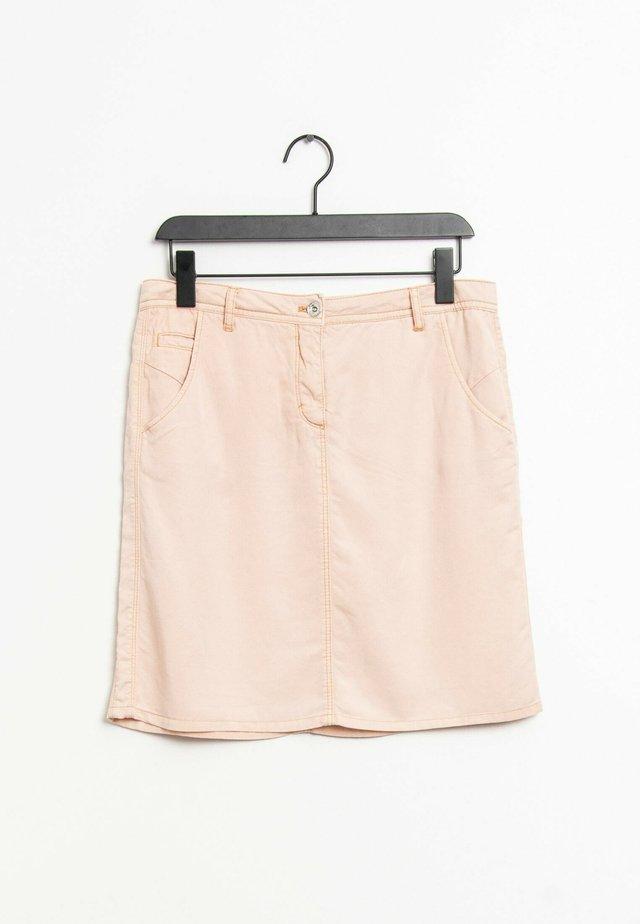 Jeansrok - pink