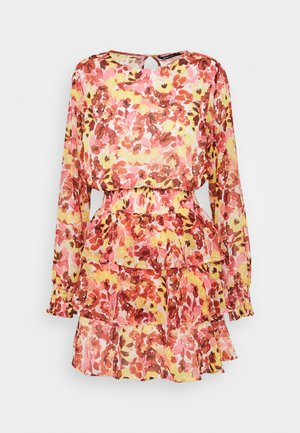 ALVA DRESS - Freizeitkleid - multicoloured