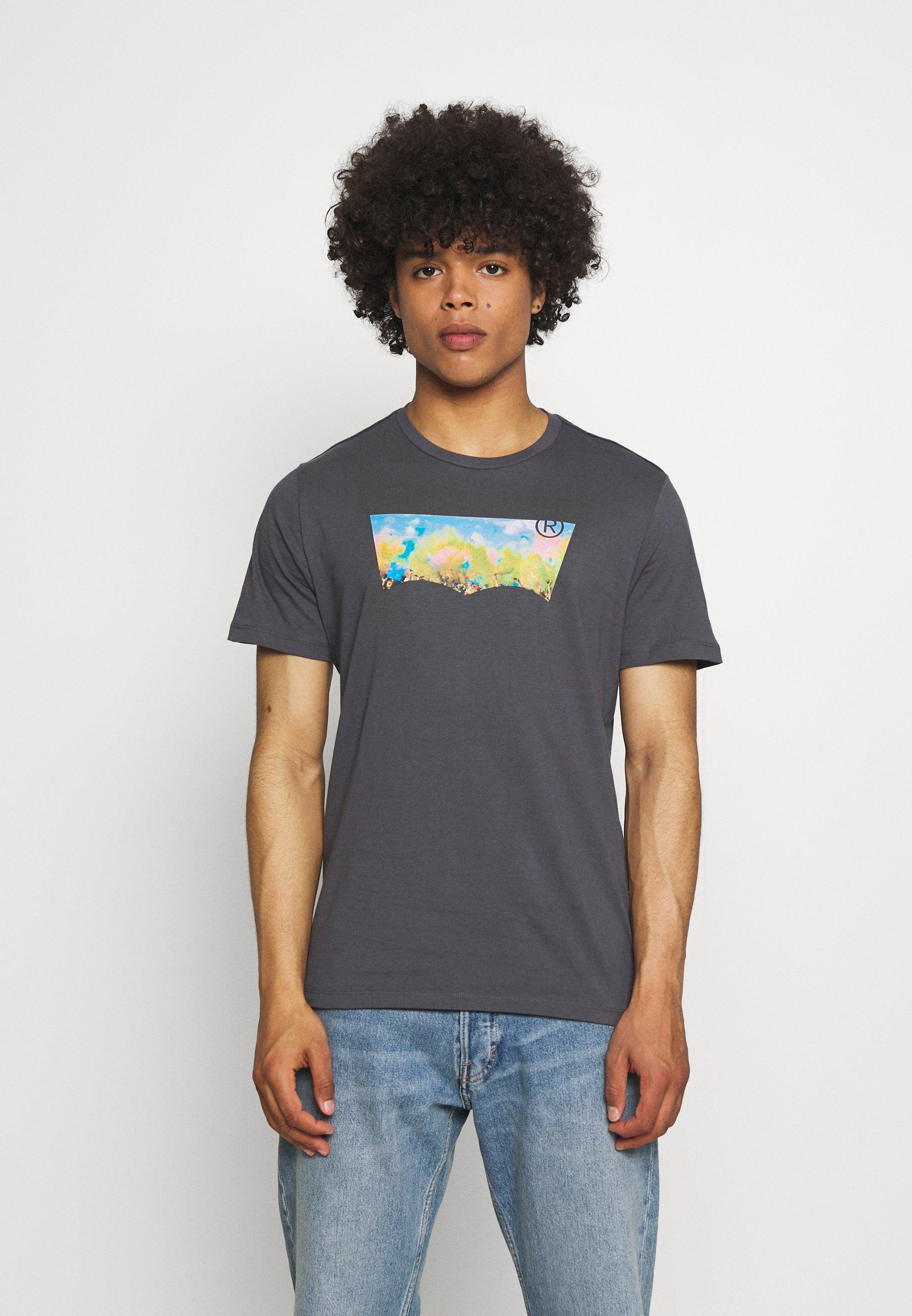 Women HOUSEMARK GRAPHIC TEE UNISEX - Print T-shirt