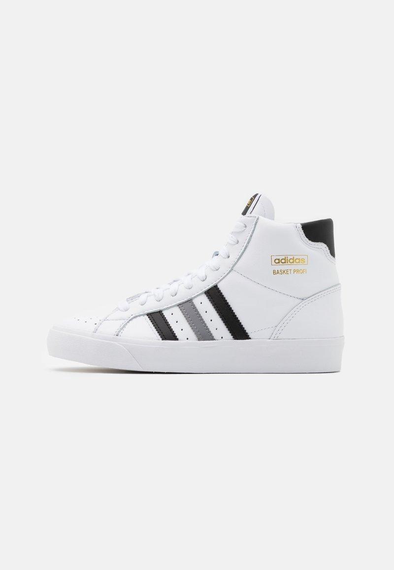 adidas Originals - BASKET PROFI UNISEX - Sneakers high - footwear white/core black/grey three