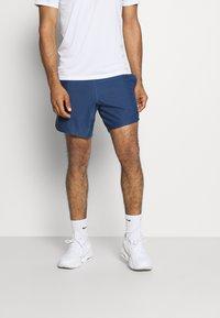 Nike Performance - SHORT - Short de sport - mystic navy/black - 0