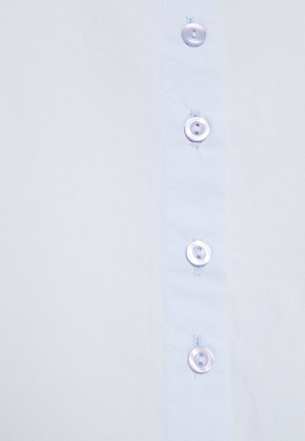 Pieces Curve PCGERALDINE - Bluzka - plein air/jasnoniebieski VMYL