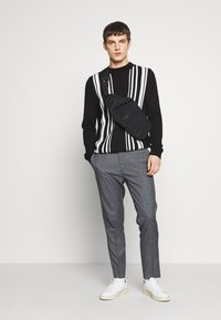Burton Menswear London - Trousers - blue - 1