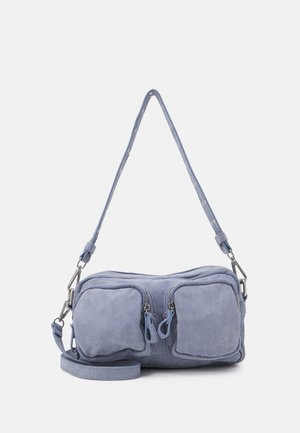 CONNIE BAG - Across body bag - blue