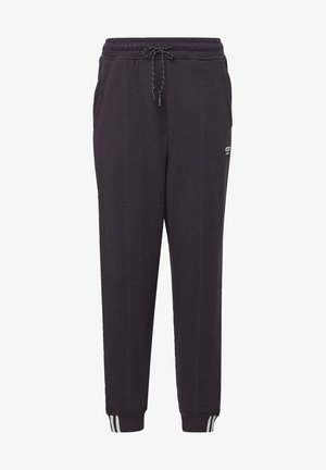 Tracksuit bottoms - noble purple