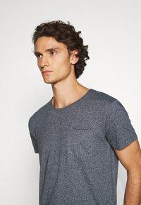 edc by Esprit - GRIND - T-shirt basic - navy - 3