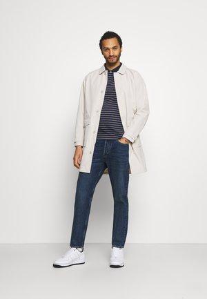 STRIPE - Polo shirt - navy