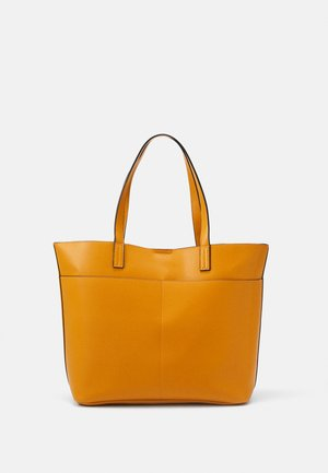 Shopping bag - yellow