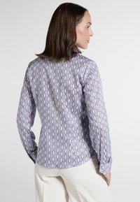 Eterna - Button-down blouse - light blue - 1